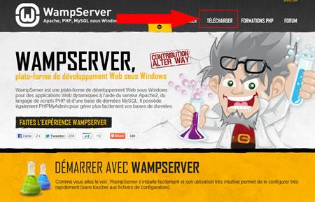 Télécharger Wampserver
